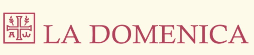 La Domenica ESCAPE='HTML'