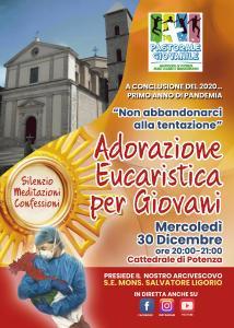 Adorazione Eucaristica 30 dic 2020